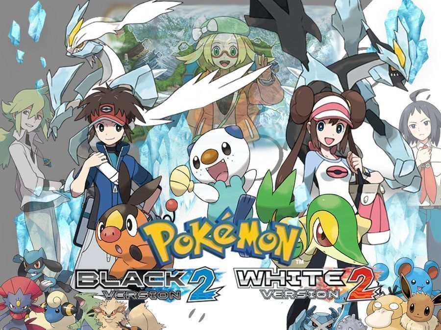 nds roms pokemon white 2 patched