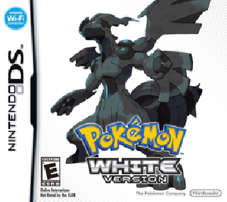 Screenshot Thumbnail / Media File 1 for Pokemon White Version (U) (Patched)