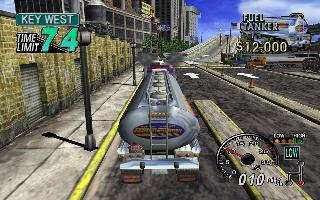 Screenshot Thumbnail / Media File 1 for 18 Wheeler - American Pro Trucker (Japan)