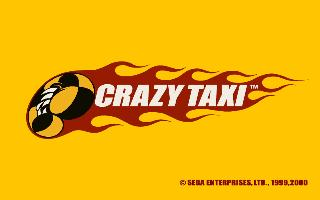Screenshot Thumbnail / Media File 1 for Crazy Taxi (Japan)