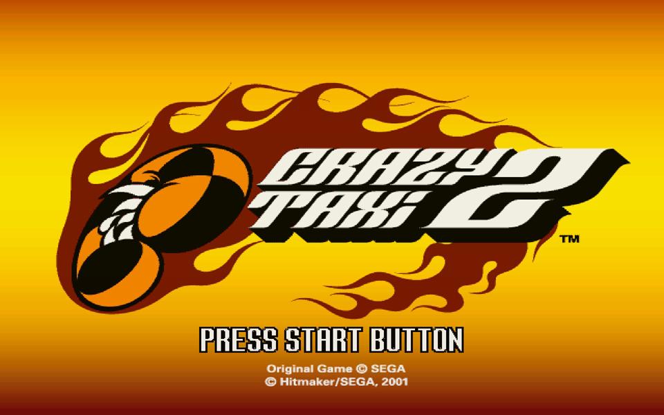 Crazy Taxi 2 (USA) ISO