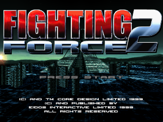 Screenshot Thumbnail / Media File 1 for Fighting Force 2 (Germany)