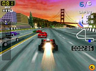 Screenshot Thumbnail / Media File 1 for San Francisco RUSH 2049 (Europe)(En,Fr,De,It,Es,Ne)
