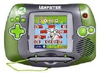Screenshot Thumbnail / Media File 1 for Leapfrog - Leapster Learning Game System (No Intro)