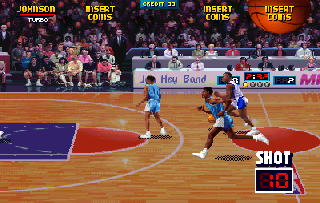 Screenshot Thumbnail / Media File 1 for NBA Jam (rev 1.00 02/1/93)