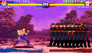 Screenshot Thumbnail / Media File 1 for Street Fighter Alpha 3 (USA)