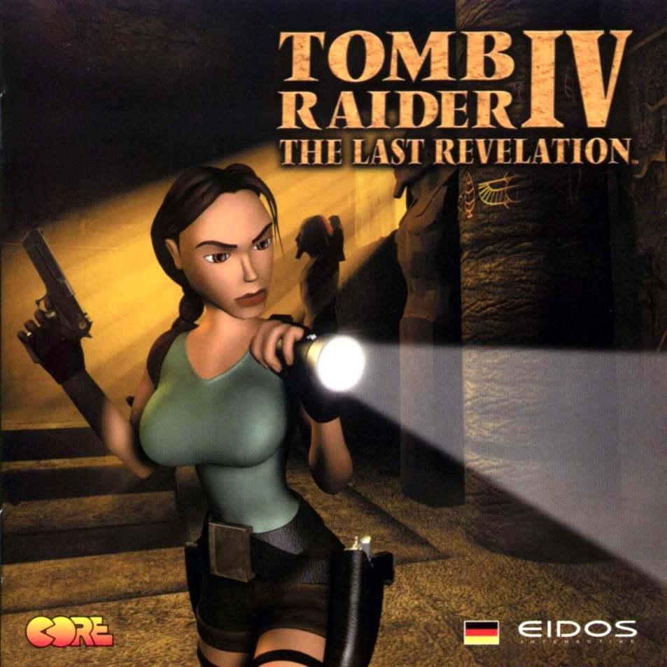 Resultado de imagem para tomb raider the last revelation cover