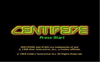Screenshot Thumbnail / Media File 1 for Centipede (USA)