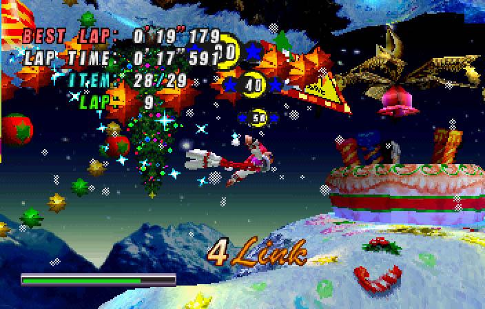 Resultado de imagem para Christmas NiGHTS Into Dreams