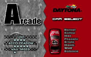 Screenshot Thumbnail / Media File 1 for Daytona USA Championship Circuit Edition (U)