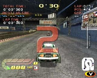 Screenshot Thumbnail / Media File 1 for 4 Wheel Thunder (USA)