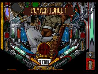 Screenshot Thumbnail / Media File 1 for Hyper 3D Pinball (U)