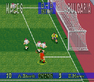 Screenshot Thumbnail / Media File 1 for 90 Minutes - European Prime Goal (Europe)
