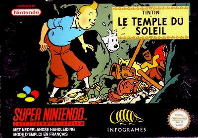 Screenshot Thumbnail Media File 1 For Adventures Of Tintin The