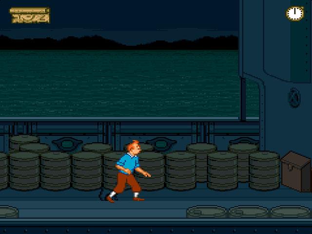 Screenshot Thumbnail Media File 6 For Adventures Of Tintin The