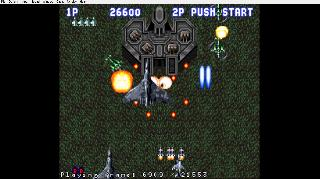 Aero Fighters (USA) ROM