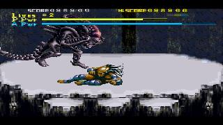 Screenshot Thumbnail / Media File 1 for Alien vs. Predator (Europe)