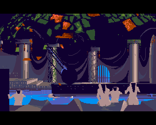 Screenshot Thumbnail / Media File 1 for Another World (Europe)