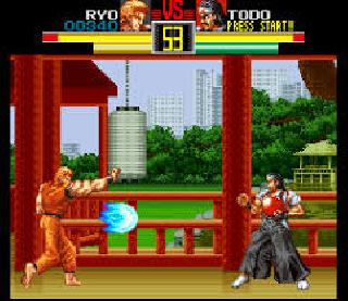 Screenshot Thumbnail / Media File 1 for Art of Fighting (Europe)