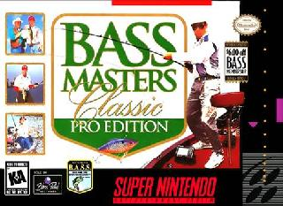 Screenshot Thumbnail / Media File 1 for BASS Masters Classic - Pro Edition (Europe)