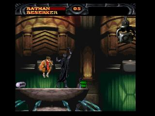 Screenshot Thumbnail / Media File 1 for Batman Forever (Japan)