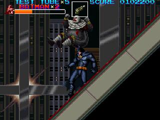 Screenshot Thumbnail / Media File 1 for Batman Returns (Europe)