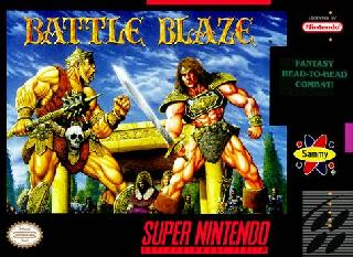 Screenshot Thumbnail / Media File 1 for Battle Blaze (Japan)