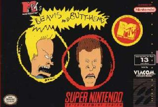 Screenshot Thumbnail / Media File 1 for Beavis and Butt-Head (USA)