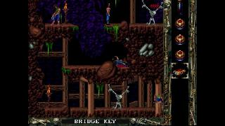 Screenshot Thumbnail / Media File 1 for Blackthorne (USA) (Sample)