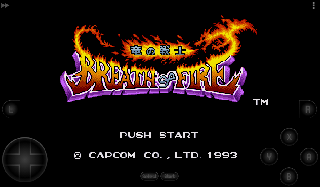 Screenshot Thumbnail / Media File 1 for Breath of Fire - Ryuu no Senshi (Japan)