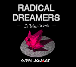 Screenshot Thumbnail / Media File 1 for BS Radical Dreamers (Japan)