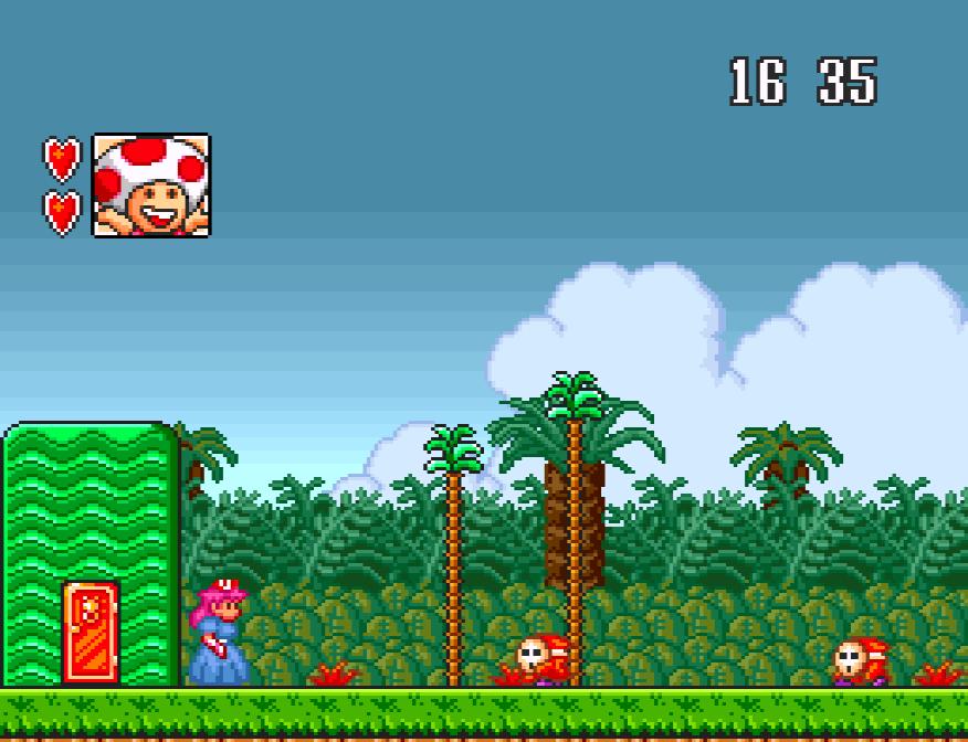 Bs Super Mario Usa