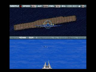 Screenshot Thumbnail / Media File 1 for Carrier Aces (Europe)