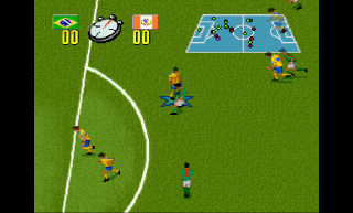 Screenshot Thumbnail / Media File 1 for Champions World Class Soccer (Europe) (En,Fr,De,Es)