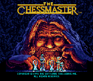 Screenshot Thumbnail / Media File 1 for Chessmaster, The (Japan)