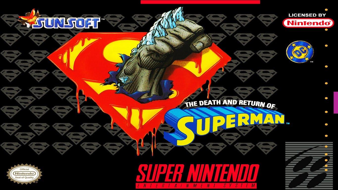 Kết quả hình ảnh cho Death and Return of Superman, The (USA)