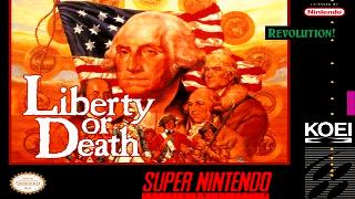 Screenshot Thumbnail / Media File 1 for Dokuritsu Sensou - Liberty or Death (Japan)