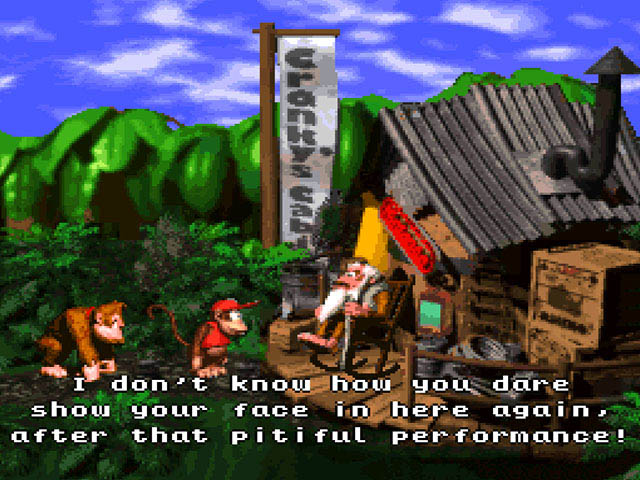 how to jump higher in donkey kong country snes