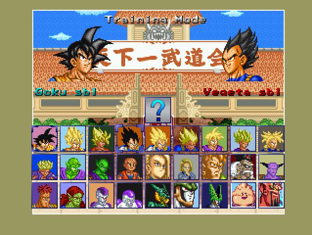 Kết quả hình ảnh cho Dragon Ball Z - Super Butouden 3 (Japan)