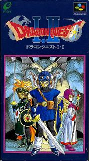 Screenshot Thumbnail / Media File 1 for Dragon Quest I & II (Japan)