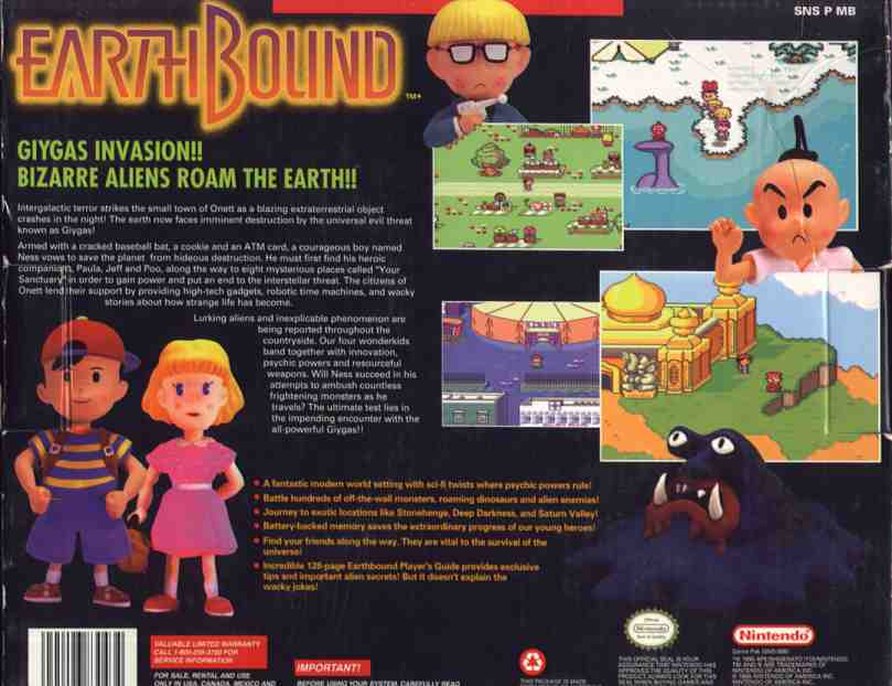 earthbound gba english rom