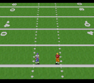 Screenshot Thumbnail / Media File 1 for Emmitt Smith Football (USA)