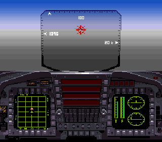 Screenshot Thumbnail / Media File 1 for F-15 Super Strike Eagle (Japan)