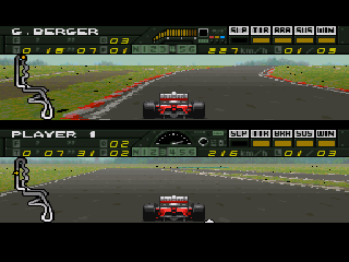 Screenshot Thumbnail / Media File 1 for F1 Pole Position (USA) (Beta)