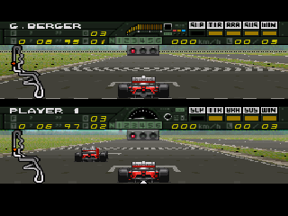 Screenshot Thumbnail / Media File 1 for F1 Pole Position (USA)