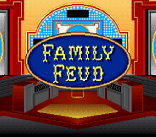 Screenshot Thumbnail / Media File 1 for Family Feud (USA) (Rev A)