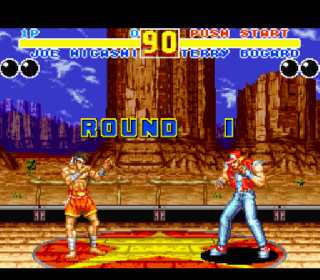 Screenshot Thumbnail / Media File 1 for Fatal Fury 2 (Europe)