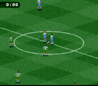 Screenshot Thumbnail / Media File 1 for FIFA '97 - Gold Edition (USA) (En,Fr,De,Es,It,Sv)