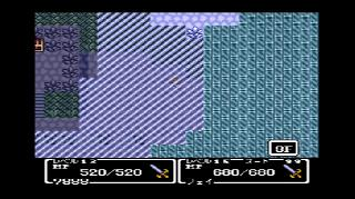 Screenshot Thumbnail / Media File 1 for Final Fantasy USA - Mystic Quest (Japan)