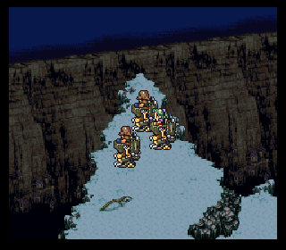 Screenshot Thumbnail / Media File 1 for Final Fantasy VI (Japan)